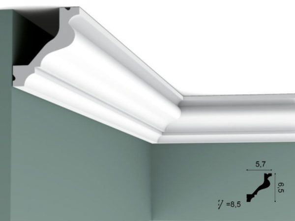 C200 Orac Decor 6,5 cm