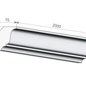 FE10 Decor System 7.5 cm