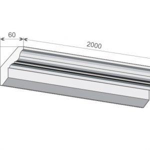 FE4 Decor System 6 cm