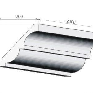 FE6 Decor System 20 cm