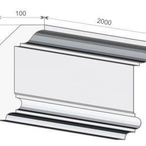 FE8 Decor System 10 cm