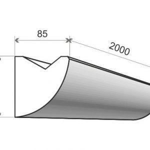 LO1 Decor System 8.5 cm