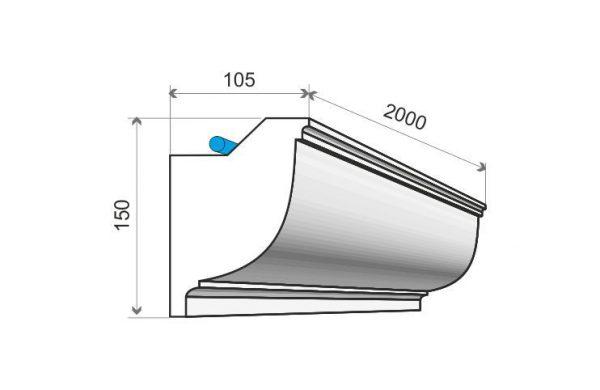 LO11 Decor System 10,5 cm