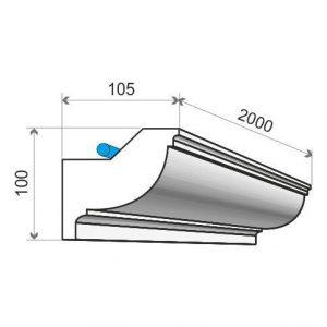 LO11A Decor System 10,5 cm