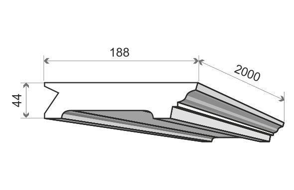 LO14 Decor System 18.8 cm