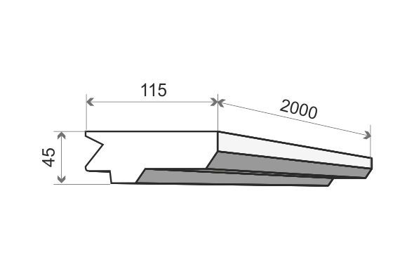 LO17 Decor System 11.5 cm