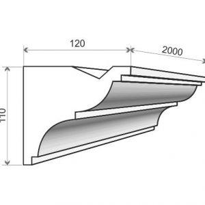 LO18 Decor System 12 cm