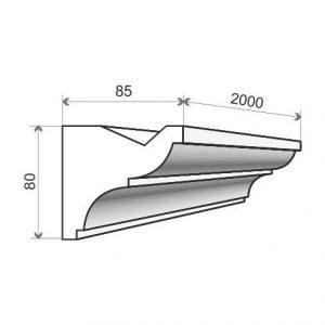 LO18A Decor System 8.5 cm