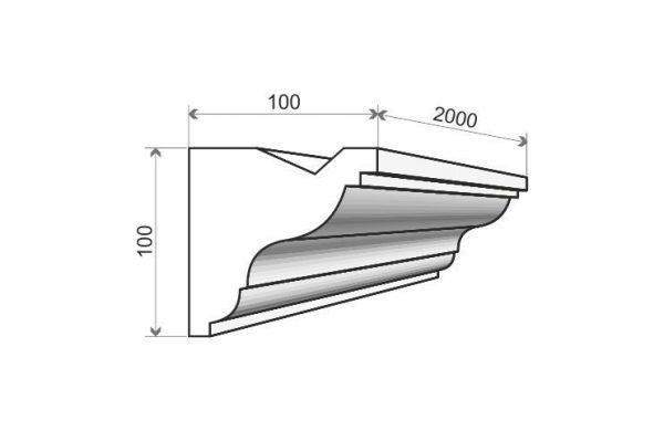 LO19 Decor System 10 cm
