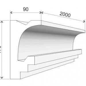 LO22 Decor System 9 cm