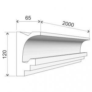 LO22A Decor System 6.5 cm