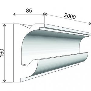 LO23 Decor System 8.5 cm