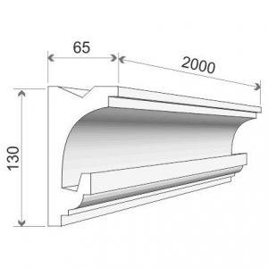 LO24A Decor System 6.5 cm