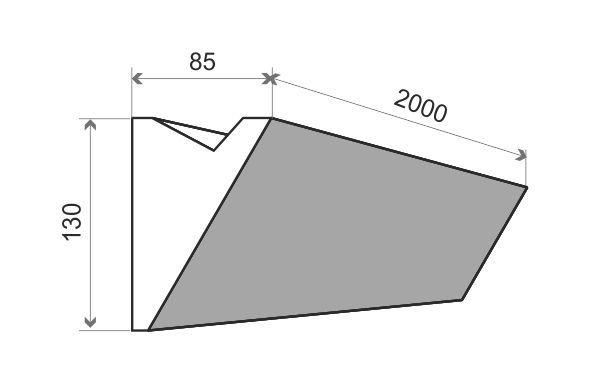 LO2A Decor System 8.5 cm