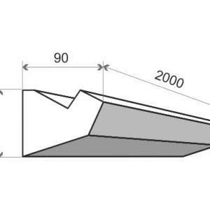 LO5 Decor System 9 cm