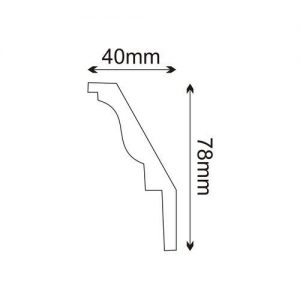 MDA212F Mardom Decor 4 cm