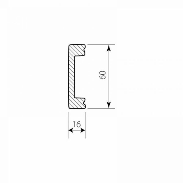 PN6016 Decor System Mech 1.6 cm